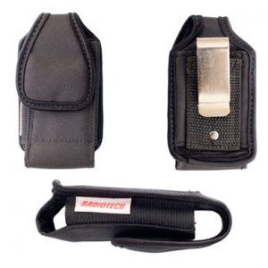 RadioTech Universal Cell Phone Case with Clip
