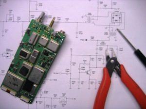 Flat Rate Repair Motorola CP100