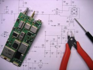 Flat Rate Repair Motorola  HT 600